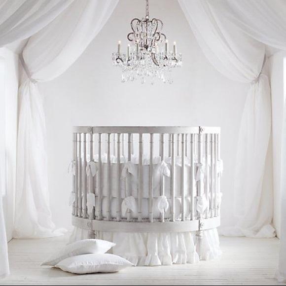 RH Baby & Child Ellery Crib Bumper NWT